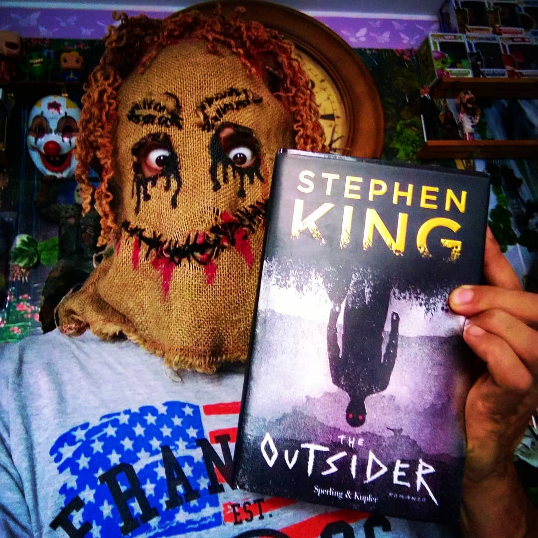 The Outsider – Stephen King